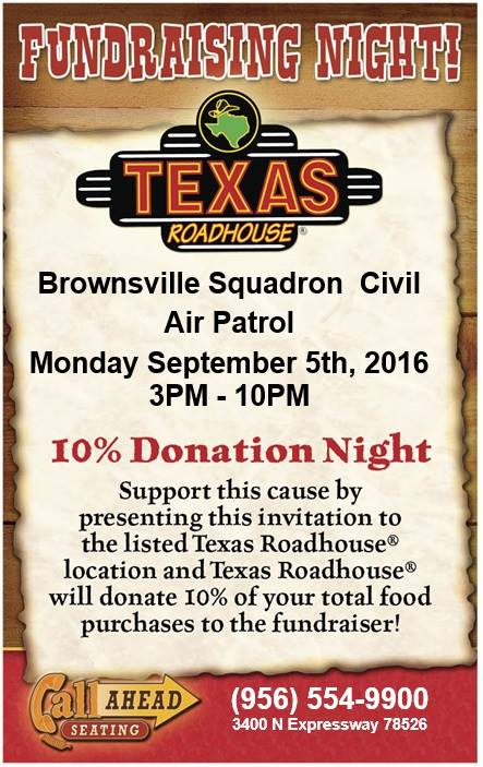 Texas Roadhouse - Dine and Donate